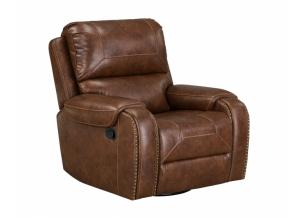 Image for WINSLOW SWIVEL GLIDING RECLINER