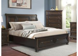 Image for Kingston King Storage Bed