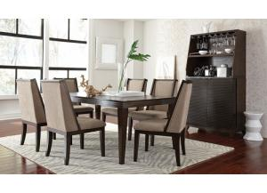 CASCADE 7PC DINNING SET