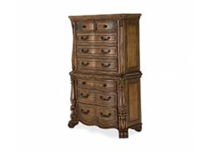 Eden's Paradise 7-Drawer Chest