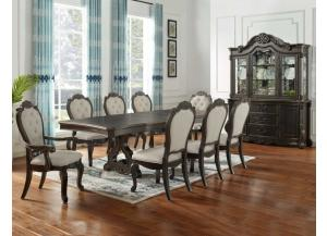 Rhapsody 7pc Dinning Room Set