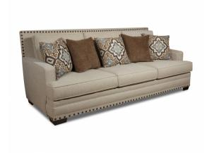 Image for LINEN SOFA