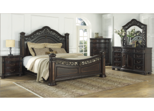 Image for MONTE CARLO 5 DRAWER CHEST