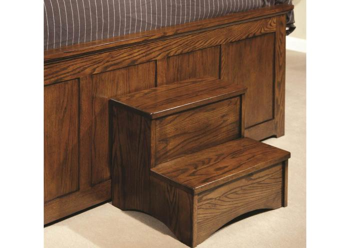 Wondrous The Old Brick Furniture Company Oak Park Step Stool Pdpeps Interior Chair Design Pdpepsorg