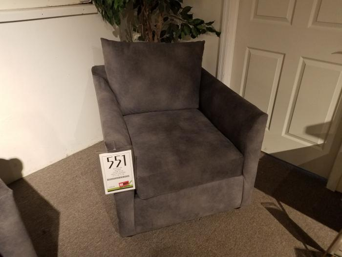 CLEARANCE-K27800 Chair by Klaussner ,OBO