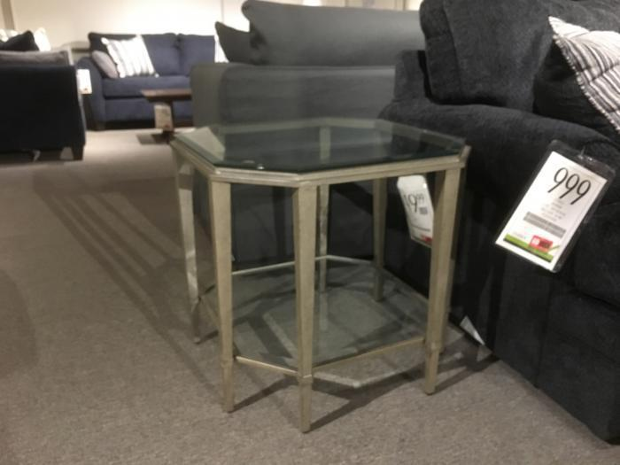 CLEARANCE-Prism End Table by Flexsteel ,OBO