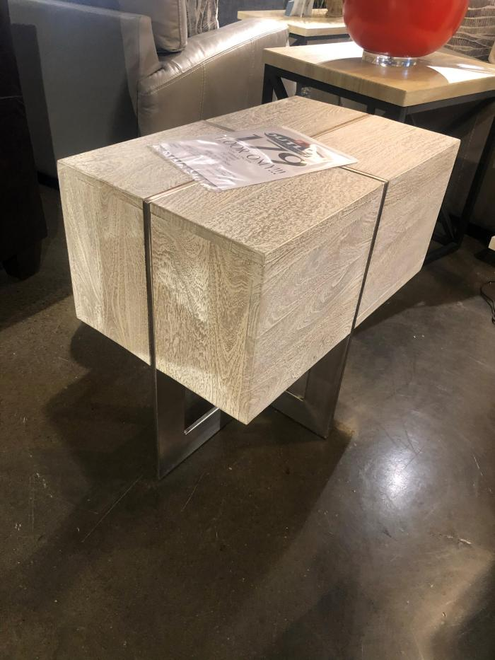 Clearance - End Table by Classic Concepts ,OBO