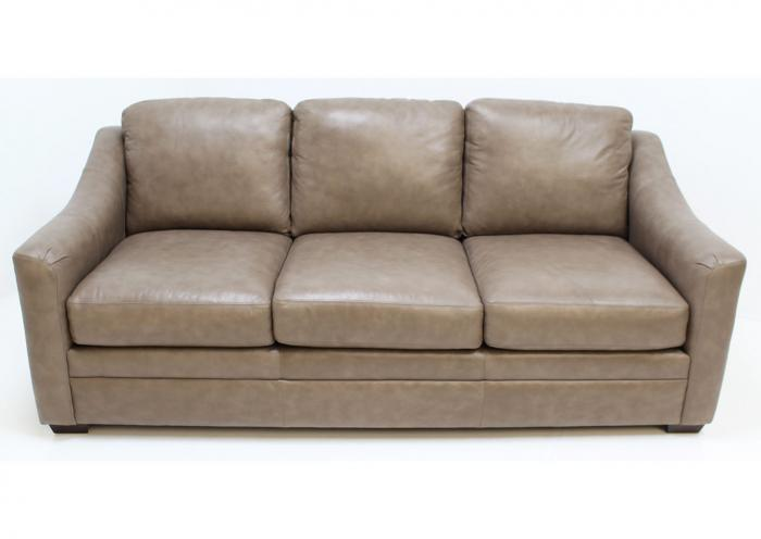 The Old Brick Furniture Company Solerno Leather Sofa by ...