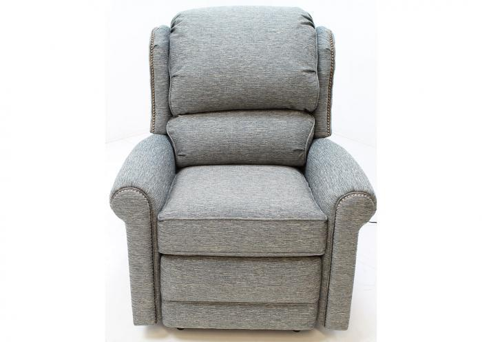 720 Power Recliner by Smith Brothers,Old Brick