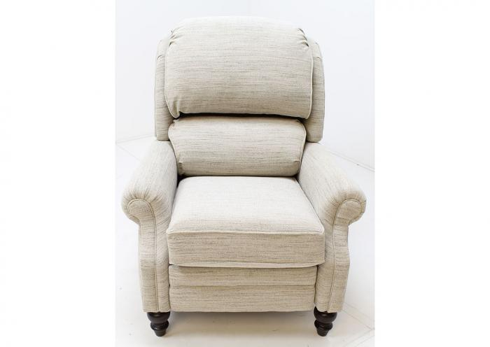 705 Power Recliner by Smith Brothers,Old Brick