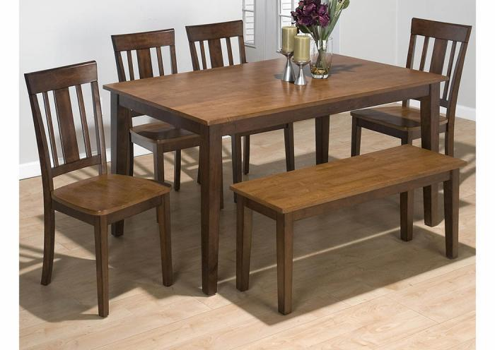 Old Brick Dining Room Sets Kura 5pc dining set includes table and 4 chairs,Old Brick