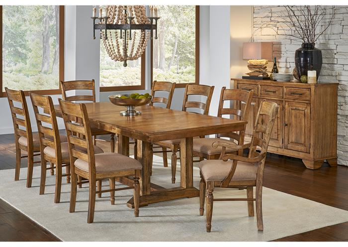 Old Brick Dining Room Sets