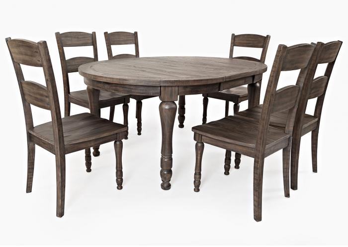 Madison County 5-Piece Dining Set by Jofran,Old Brick