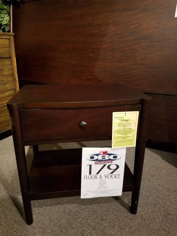 Clearance - Nightstand by Modus ,OBO