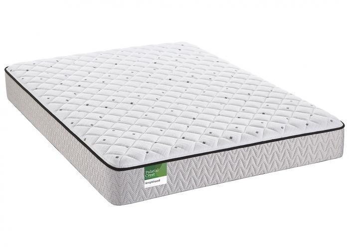 Sealy Knighthood Firm Queen Mattress,Old Brick