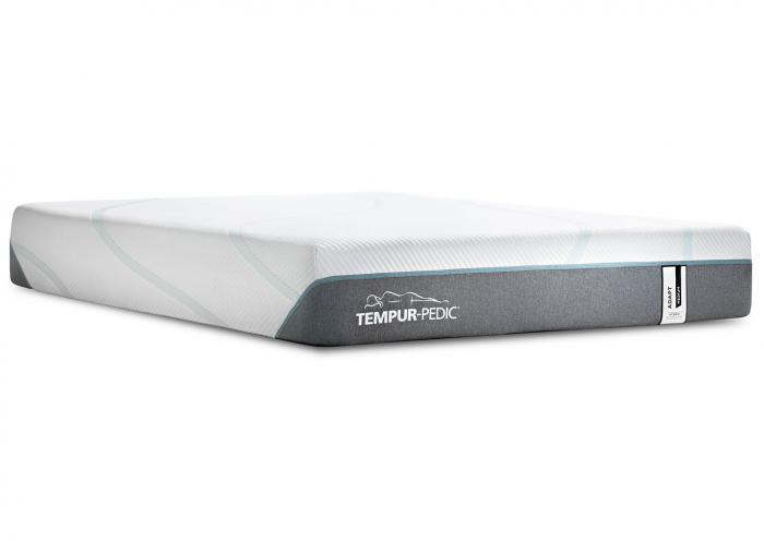 Tempur-Pro-Adapt Medium Hybrid Queen Mattress,Old Brick