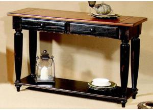 Country Vista Sofa Table