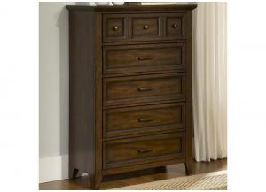 Laurel Creek 5-Drawer Chest by Liberty