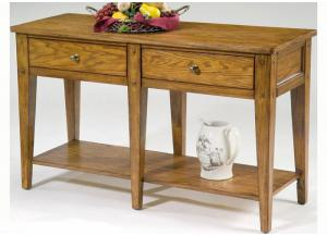 Lake House Occasional Sofa Table
