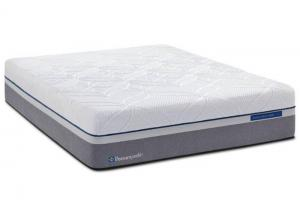 Sealy Posturepedic Hybrid Silver Plush King Mattress