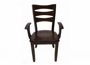 Trailway Wood Arm Chair
