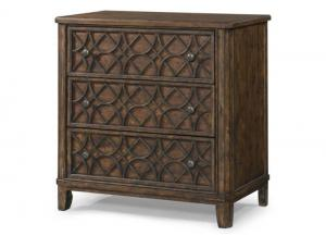 Trisha Yearwood 3 Drawer Accent Chest by Klaussner