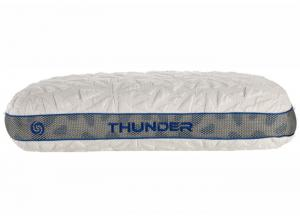 Storm Series Pillows Thunder 1.0 Personal Performance Pillow for Stomach Sleepers