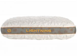Storm Series Pillows Lightning 2.0 Personal Performance Pillow for Back Sleepers
