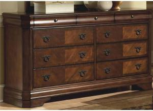 Sheridan 9 Drawer Dresser by New Classics