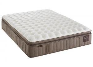 Stearns & Foster Oak Terrace Luxury Cushion Firm Pillowtop Queen Mattress