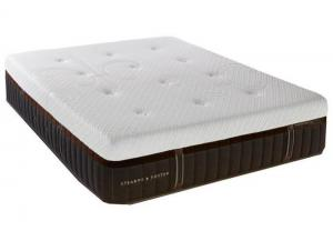 Stearns & Foster Hybrid Caldera Luxury Plush King Mattress