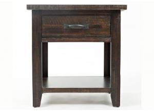 Jackson Lodge Nightstand by Jofran