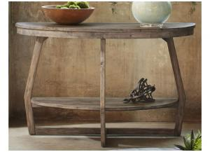 Hayden Way Console Table w/Shelf