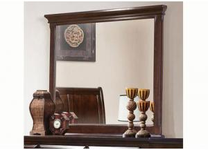 Portsmouth Landscape Mirror by Crown Mark