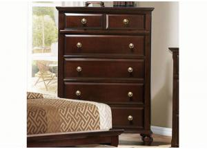 Portsmouth 6 Drawer Chest by Crown Mark