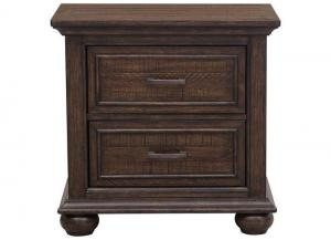 Chatham Park 2 Drawer Nightstand by Samuel Lawrence