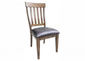 Mariposa Side Chair w/Slatback