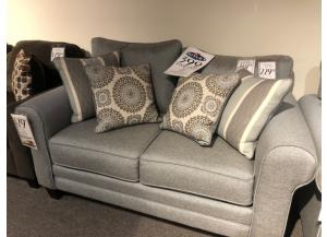 Clearance - Grande Mist Loveseat by Fusion