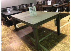 Clearance - Huron Solid Acacia Leg Table w/ 16
