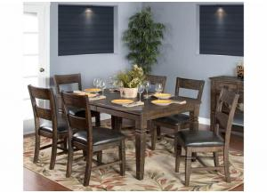 Homestead 7-Piece Extension Dining Set