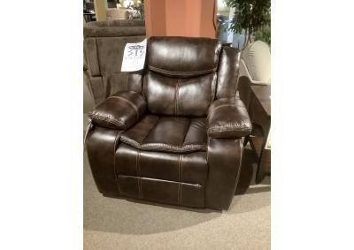 Clearance - Hollingsworth Glider Recliner by Standard