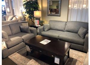 CLEARANCE- 2PC LIVING ROOM BY KLAUSSNER