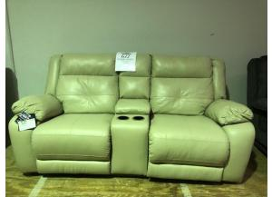 Closeout - Lane Miracle Pearl Loveseat