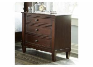 MALLORY DARK NIGHTSTAND by STANDARD FURNITURE MFG. CO. INC.