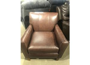 Clearance - All Leather Chair by England