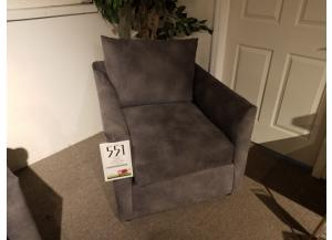 CLEARANCE-K27800 Chair by Klaussner
