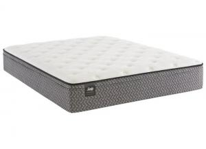 Sealy Posturepedic Heartwarming Cushion Firm EuroTop Twin Innerspring Mattress