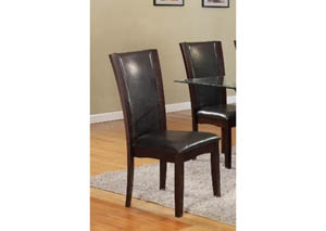 Camelia Side Chair by Crown Mark