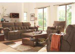 CLEARANCE-813 Reclining Loveseat by Southern Motion