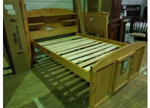 CLEARANCE-4722 Full Bunkhouse Bed by Trendwood
